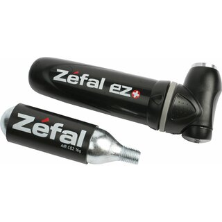 Zefal CO2 Pumpe