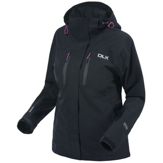 TRESPASS DLX Outdoor Jacke Imelda Damen - Black