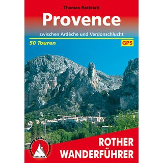 Rother Wanderführer Provence