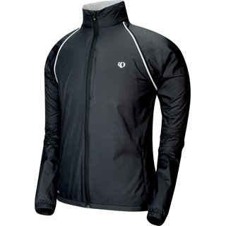 PEARL IZUMI EliteBarrier Convertable Jacket Herren - Schwarz L