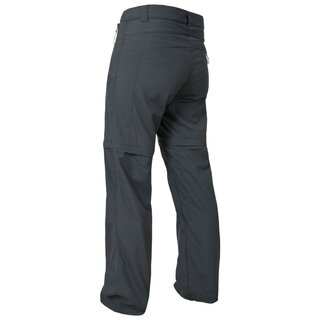 TRESPASS Outdoorhose Zip-Off Sporran Damen - Graphite