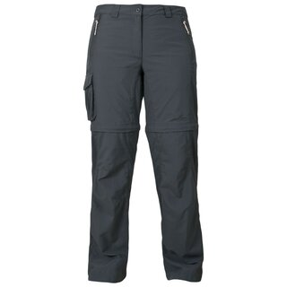 TRESPASS Outdoorhose Zipp-Off Sporran Damen - Graphite M