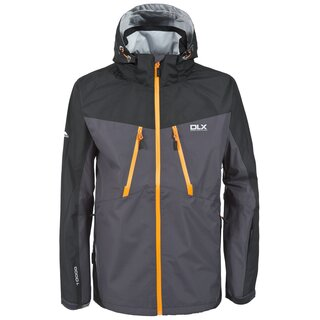 TRESPASS DLX Outdoor Jacke Cassius Herren - Flint M