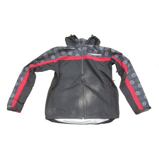 RACE FACE Regenjacke Kenny - Black XL
