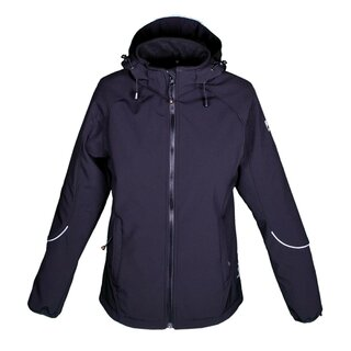 DEPROC Softshelljacke Nigel Peak Damen - Berry