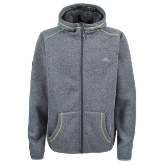 TRESPASS Strick-Fleecejacke DILAN, AT 500 Herren L