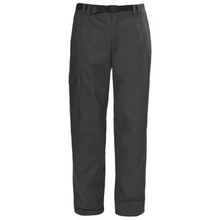 TRESPASS Outdoorhose Clifton Herren - Schwarz L