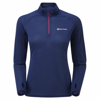 MONTANE Micro-Pull-On Allez Damen - Antarctic Blue 40