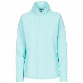 TRESPASS Fleece Pullover Meadows Damen - Tropical Green L