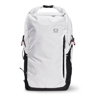 OGIO Fuse Rolltop-Rucksack 25 - Weiss
