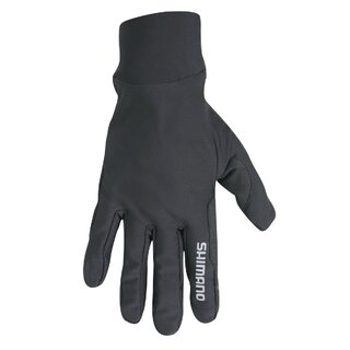 SHIMANO Handschuhe Thin Gloves ORIGINALS - Schwarz